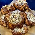 Chocolate Almond Croissant