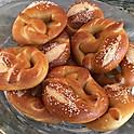 Bavarian Pretzels-Thurs