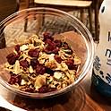 Maple Cranberry Granola
