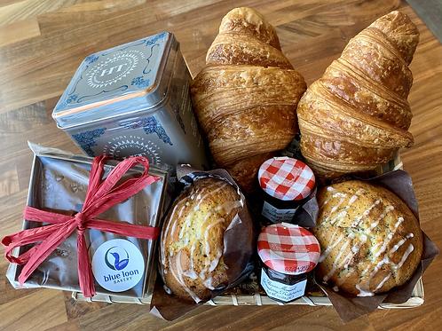 Breakfast Basket for Two