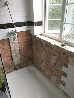 Bathroom Repair Work | Harrogate Tiler