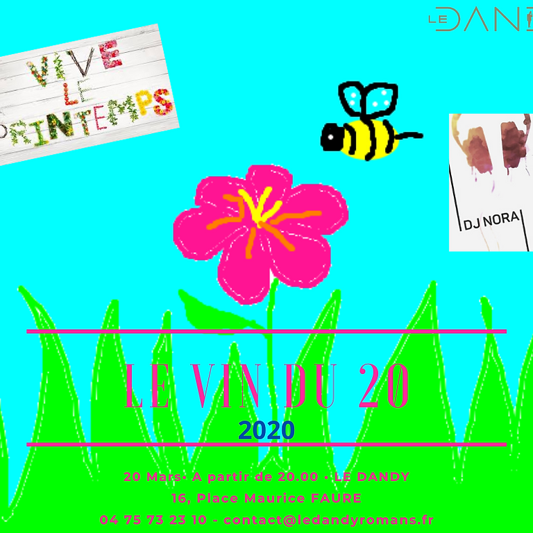 Le Vin du 20 Mars