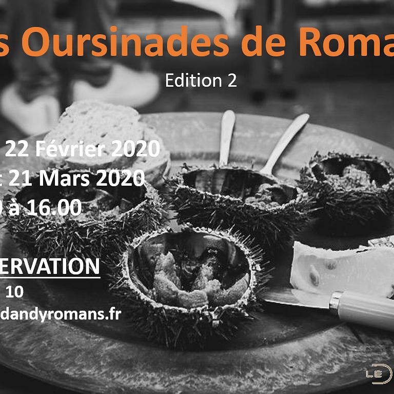 Les Oursinades de Romans