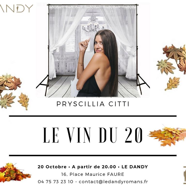 Le Vin du 20 Octobre