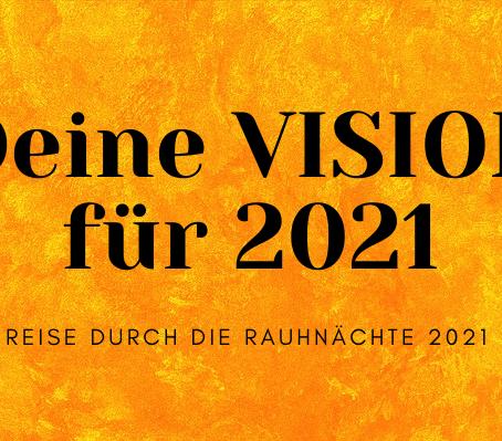 # 10. Rauhnacht: Oktober, Weihrauch, Vision für 2021, Trance Tanz