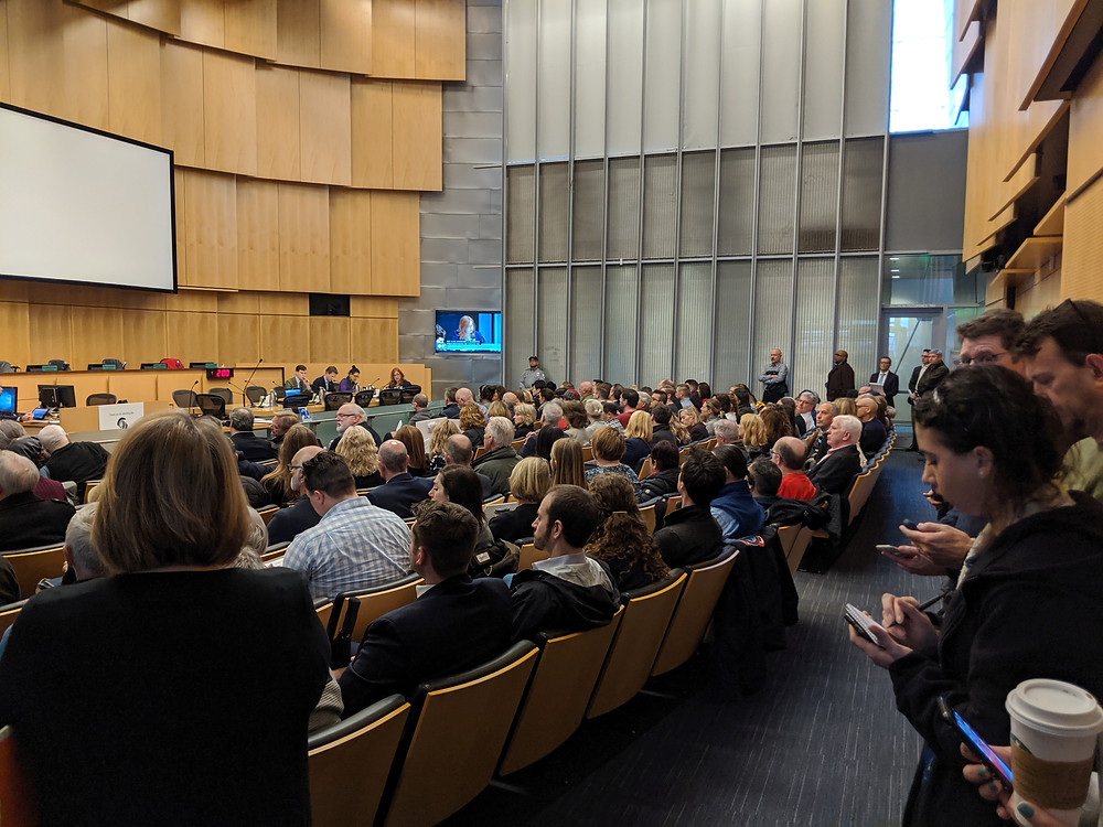 Seattle City Council Meeting
