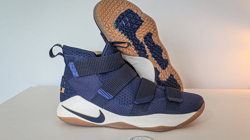 Nike Lebron Soldier 11 Cavs