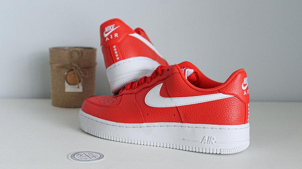 Nike Air Force 1 Low '07 Team Orange