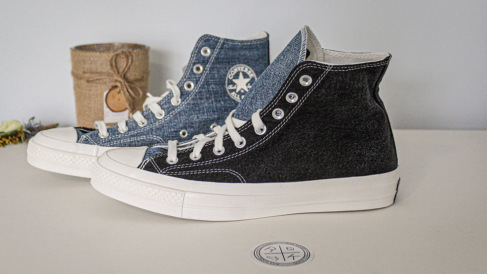 Converse Chuck 70 Hi Tri Panel Denim