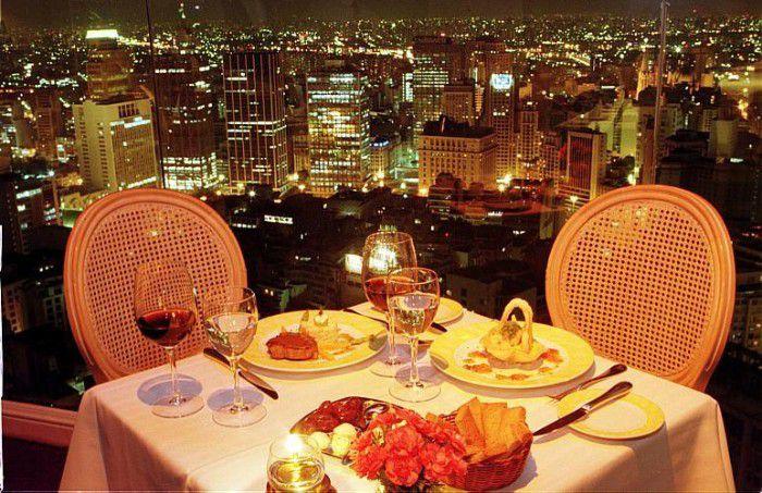 Jantar Terraço Itália