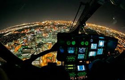 painel helicoptero
