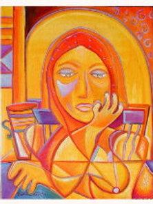 Soledad 16x20 in Oil painting