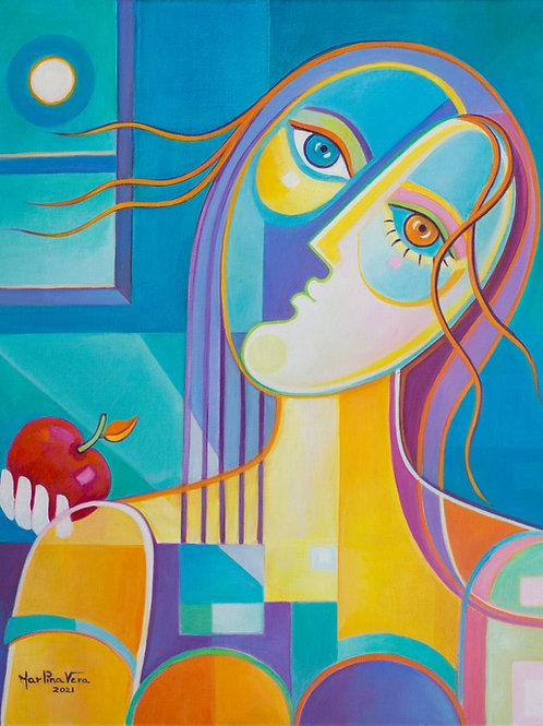 Eva y su Luna  (Eve and Her Moon)