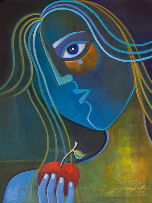 Eva y su Manzana #2