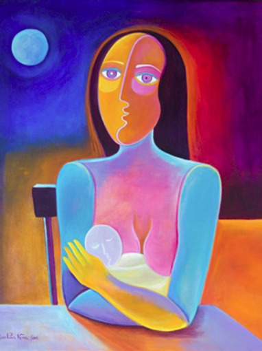 Mother and Child #4
