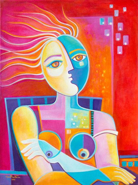 Enlightened Woman