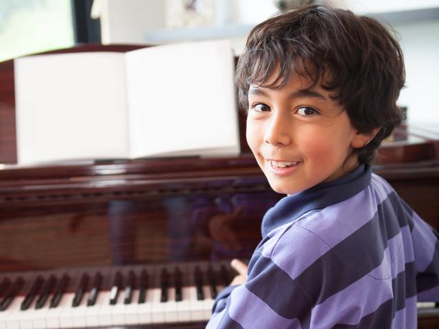 Estoy feliz con mi piano