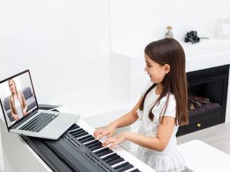 Amo mis clases de piano online