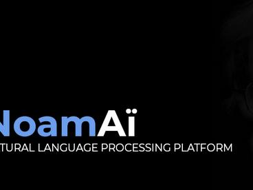NoamAi Natural Language Processing Platform