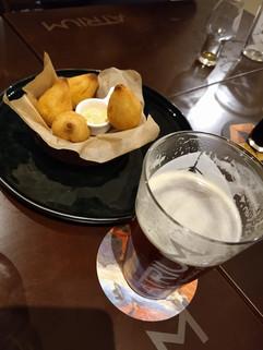 Bière et tapas
