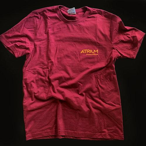 T-Shirt ATRIUM Bordeaux