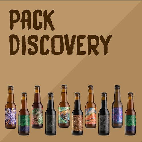 Pack Discovery (24 btls)