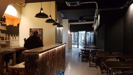 Salle de dégustation Brasserie Atrium