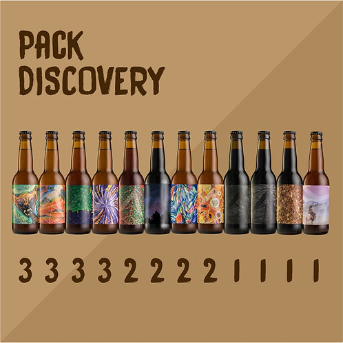 Pack Discovery (24 bouteilles)