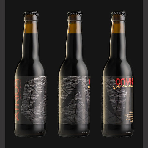 Onyx Amburana - Barrel Aged Imperial Stout