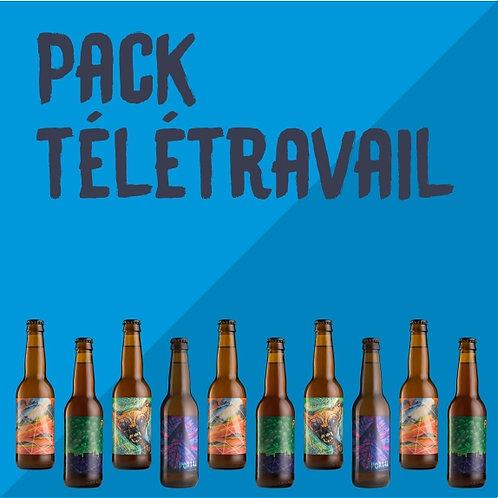 Pack Télétravail (24 bouteilles)