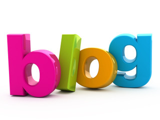 Blog page launched