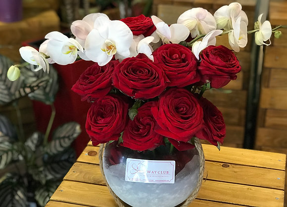 Love Roses Bowl