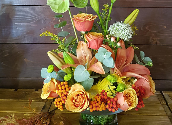 Ice Bouquet