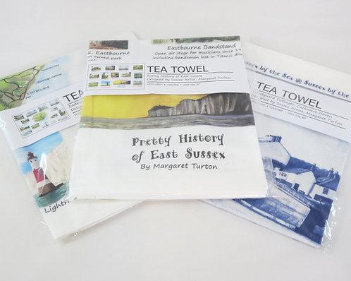 Pack of 3 Tea Towels