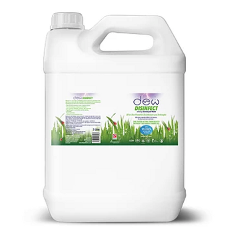 5L Disinfect Ready Mix Refill 99.995% effective at killing bacteria, viruses, fu