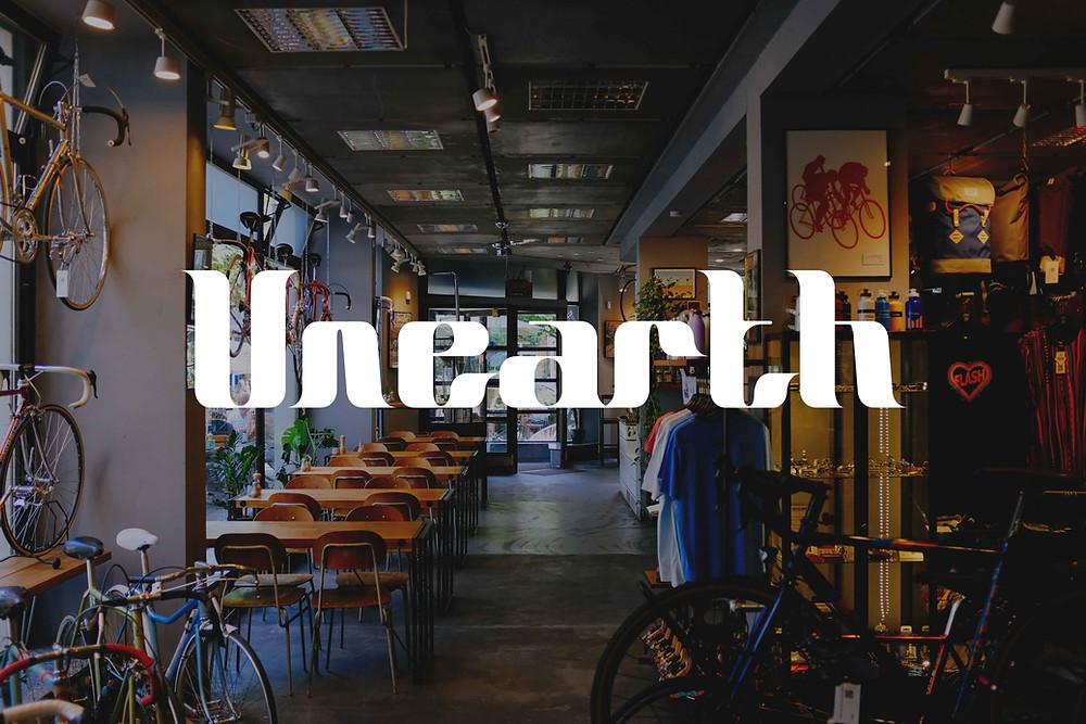Unearth Marketing Logo