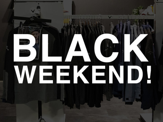 BLACKWEEKEND!
