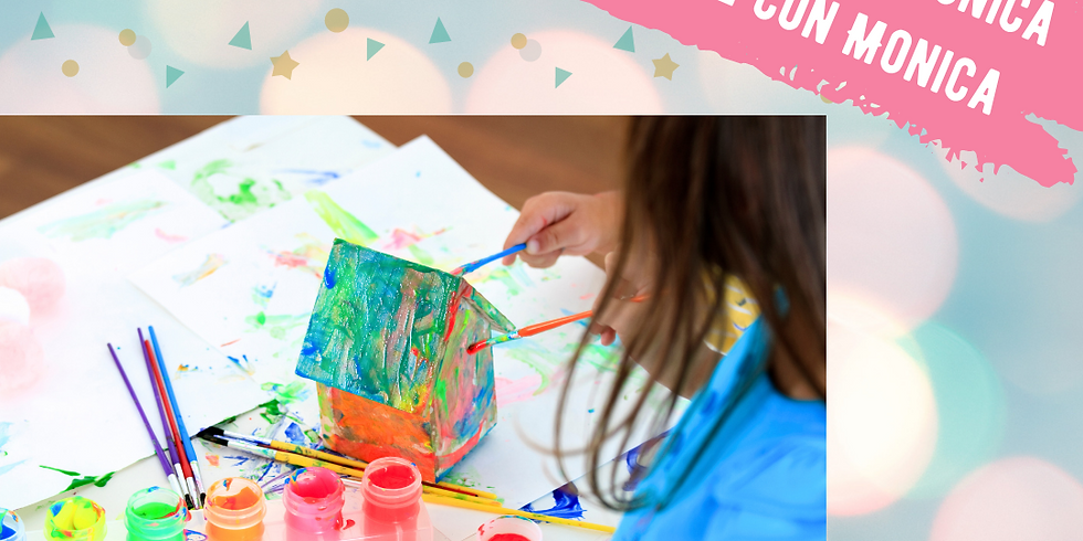 Mono Makes Art: Visual Arts with Monica, Grades Kindergarten-5th