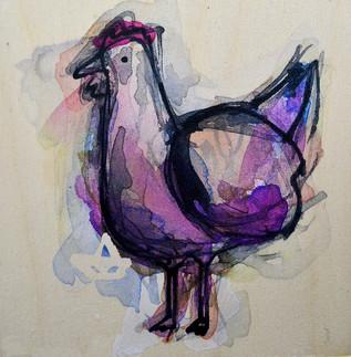 Petit oiseau VI, 2019