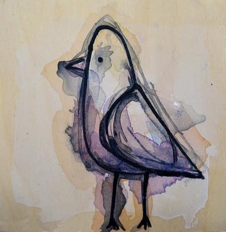 Petit oiseau IV, 2019