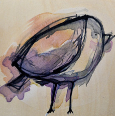 Petit oiseau XIV, 2019
