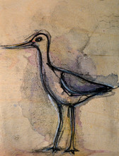 Petit oiseau III, 2019