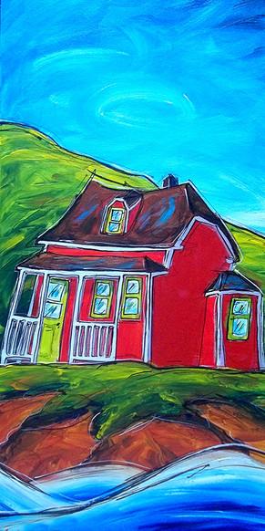 Maison rouge, 2015