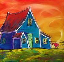 La maison turquoise, 2014