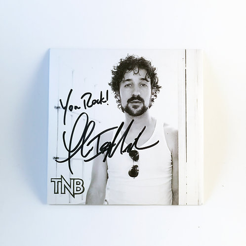 TNB EP (CD) - signed