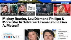 DEADLINE: Mickey Rourke, Lou Diamond Phillips & more Star In 'Adverse' Drama From Brian A. Metcalf
