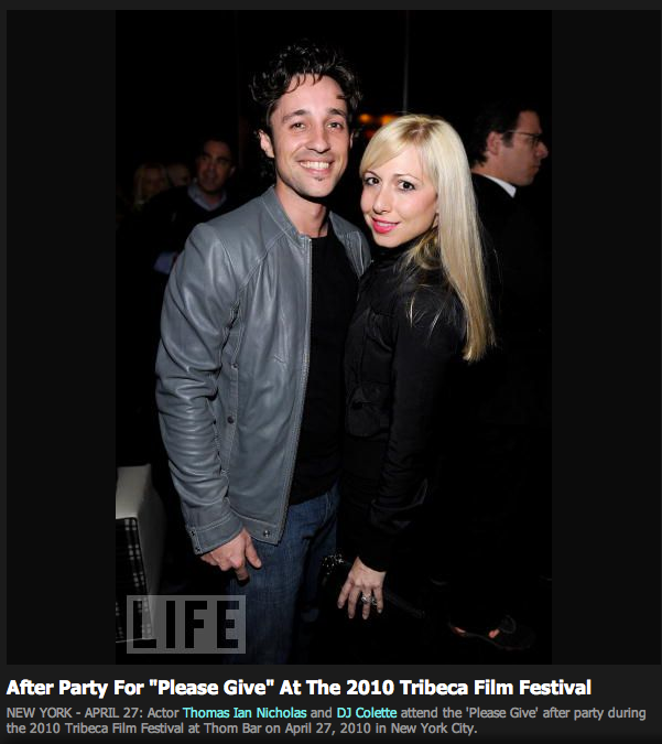 "Tribeca Film Festival ""Please Give"""