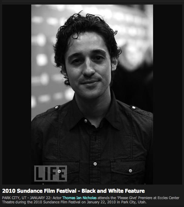 "Sundance Film Festival ""Please Give"" LIFE magazine event"