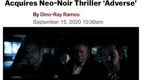 DEADLINE: Grindstone Entertainment Group Acquires Neo-Noir Thriller 'Adverse'
