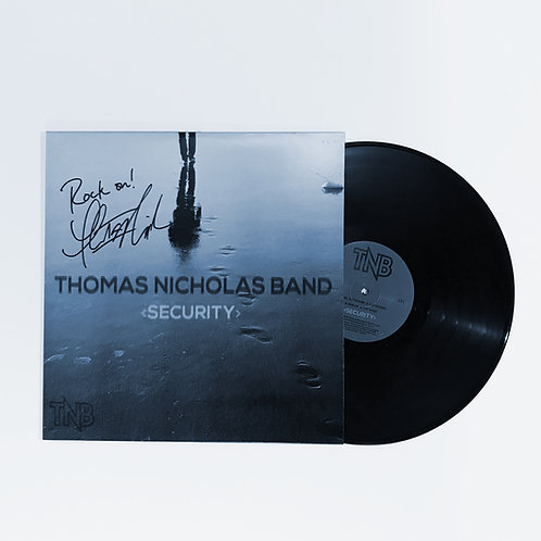 Security (Vinyl) - signed